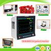 Haltbarer multi Parameter-medizinisches Patienten-Überwachungsgerät der Ausrüstungs-Sun-600k