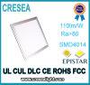 Painel liso ultra fino do diodo emissor de luz da luz de teto 30W do UL Downlight