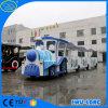 Tren eléctrico de los paseos de las diversiones de Fwulong para la venta