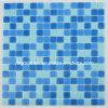 Tegel Withdot Mosaico van het Zwembad van het Mozaïek van het glas de Blauwe