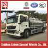 Depósito de gasolina Truck 15000L 210HP Power Oil Transportation Fuel Bowser de Sinotruk HOWO