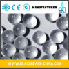 Bolas de vidro de cal de soda pré-misturadas sem cor circular para enchimento
