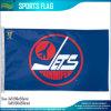 NHL Vintage Collection de Printed Winnipeg Jets de polyester (1979-1990) 3 ' x5 Flag