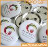 Divisa adaptable del botón/divisa del botón del estaño con la insignia impresa para el regalo de la promoción (YB-SM-02)