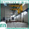 2016 palan électrique mur Bb-Model voyageant Jib Crane 3 tonne