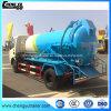 Vakuumabwasser-Absaugung kombinierte spritzenabwasserkanal-Reinigung, die LKWas saugt