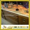 部屋Decorationのための完全なBullnose Backlit Honey Onyx Cabinet Top