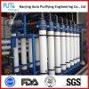Système d'uF de traitement préparatoire de dessalement de l'eau