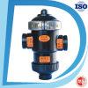 Valvola automatica di risucchio del filtro di controllo idraulico di plastica
