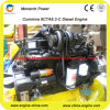 179kw de Dieselmotor van de dieselmotor 6CTA8.3-C240 voor Industry