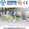 Pp. legen Pelletisierung-Maschinen-Plastikaufbereitenmaschine mit Teppich aus