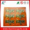 Placa de circuito flexível com material de Polyimide