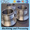 Дешевые части нержавеющей стали CNC подвергая механической обработке филируя