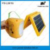 Painel Solar duplo lanterna LED de iluminação para o Nepal corte de energia