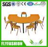 Populares de los Niños Los niños de madera muebles mesa de estudio (SF-16C)