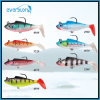 attrait doux de pêche de pêche de fil de couleur différente de 2 ' /3'/5'