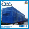 Sale를 위한 2 Alxe Solar Container Box Semi Trailer