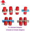 FC Duplex Simplex Plastic oder Metal Fiber Optic Adapter