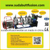 90mm 110mm 125mm 140mm 160mm 180mm 200mm 225mm 250mm 280mm 315mm 355mm Butt Machine de soudage de fusion