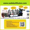Machine de soudure par fusion de bout de pipe de PE de Sud90-355mm