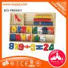 Цены на заводе деревянный валик клея Abacus Монтессори преподавания игрушка