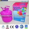 Balão 50PCS enchido do balão do hélio da baixa pressão 13.4L cilindro de aço