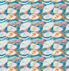 Katoenen van Lycra van het Af:drukken van de Stof van de douane de Swimwear Gebreide Stof van Spandex
