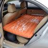 車のAirbedのキャンプのオレンジ膨脹可能なマットレス