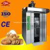 Four rotatoire diesel de crémaillère du matériel 16-Tray de boulangerie pour le pain