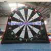 4m/13FT versieht aufblasbares der Fuss-Pfeil-Spiel-Höhe Quanlity riesiges aufblasbares Pfeil-Vorstand-Doppeltes aufblasbares Dartboard-Schießen-Ziel für Verkauf mit Seiten