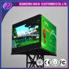 높은 광도 P6 옥외 방수 RGB LED 스크린