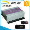 энергия ветра 500With600W LCD солнечная на конвертере Ys-500g-W-D-LCD связи решетки