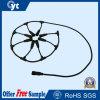 2464 Câble CC imperméable à l'eau AWL 9 AWG 9 pour LED