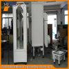 Cabine de pulverizador do pó com os filtros da recuperação do poliéster