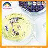 Chá de lavanda com aroma de chá de ervas para cuidados com a saúde