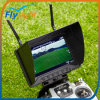 Battery Fpv Monitor Black Pearl Flysight건축하 에서 A80112 40CH HD 7  5.8GHz RC801 Diversity Receiver