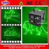Luz del partido de la etapa del laser Ilda del verde de la animación de la tarjeta DMX del SD