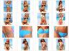 Heiße Sommer-Bikinis, Frauen-Badebekleidung