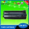 Патрон тонера копировальной машины черный для KM-2540, KM-3040 (tk677)