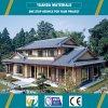 La fábrica modular de los kits caseros prefabricados modernos construyó hogares