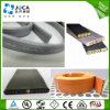 Plano de PVC flexible plana redonda/Cable de viajes ascensor Francia Hotselling