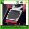 Blocco per grafici di alluminio della targa di immatricolazione del bicromato di potassio nero per il modello di Harley