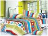 Hoja polivinílica/del algodón de la reina de la talla de la alta calidad del cordón del hogar de la materia textil de base