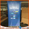 L'impression numérique de la publicité de bannière Flex Roll up
