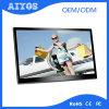 10  12  13  14  pulgadas TFT portable LCD que hacen publicidad del jugador para el hospital del hotel