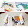 Soem-Fabrik-gutes Preis-Papier-förderndes Handelsblättchen