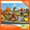 Напольное оборудование спортивной площадки детей игр парка атракционов сползает для сбывания