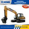 Excavador hidráulico de la correa eslabonada de XCMG Xe150d 1.5ton-400ton mini para la venta