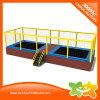 Neuer Entwurf zwei in einer Kombinations-Trampoline für Verkauf