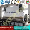 Máquina de dobra hidráulica da placa do fabricante-fornecedor com bom preço